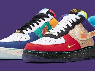 Nike Air Force 1 Low ''What The LA''