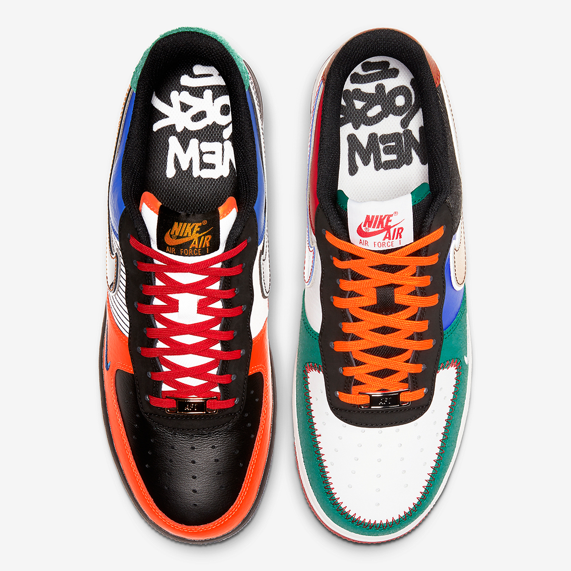 Nike Air Force 1 Low ''What The NYC''