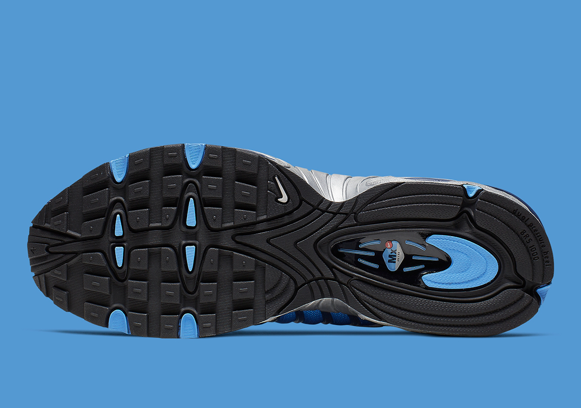 Nike Air Max Tailwind IV ''Blue Void''