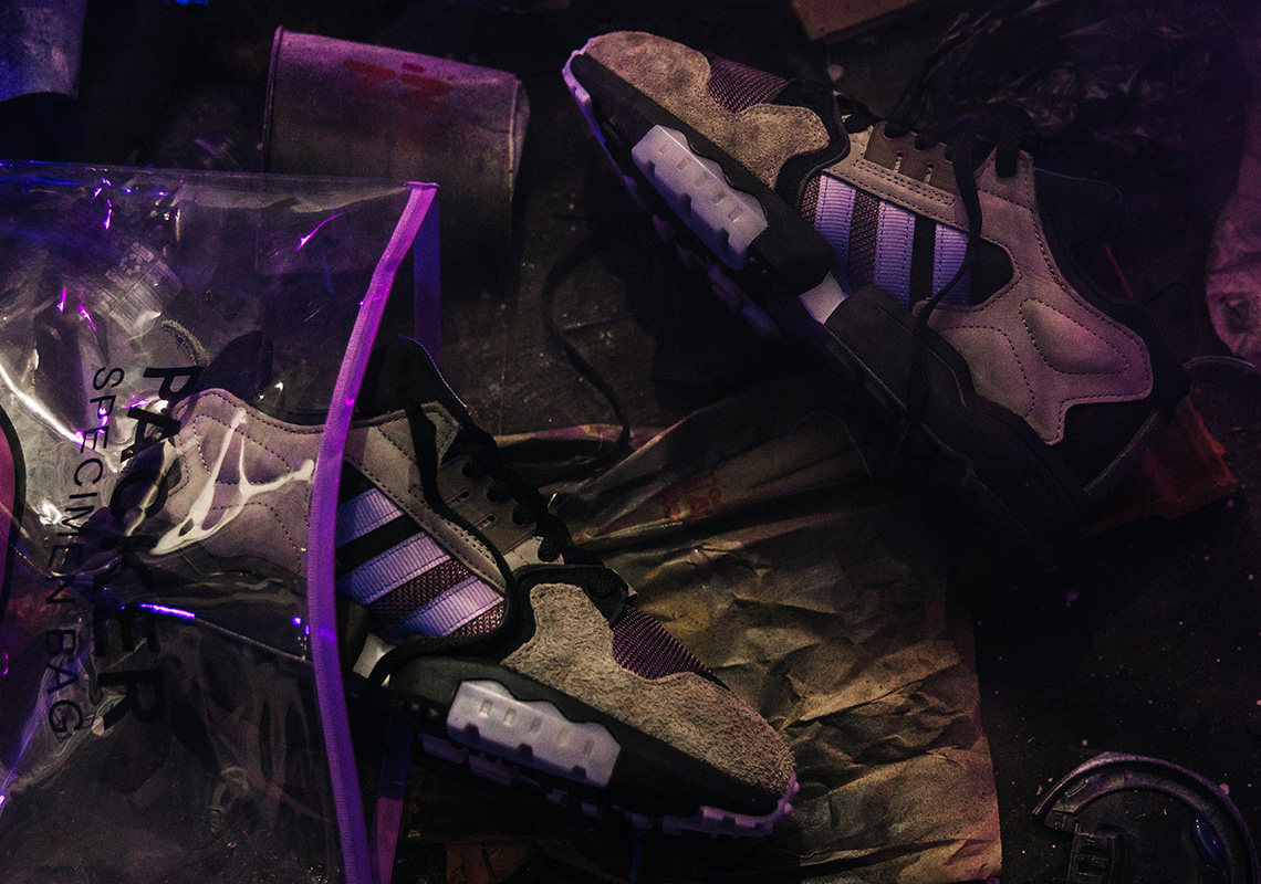 Packer x adidas Consortium ZX Torsion ''Mega Violet''