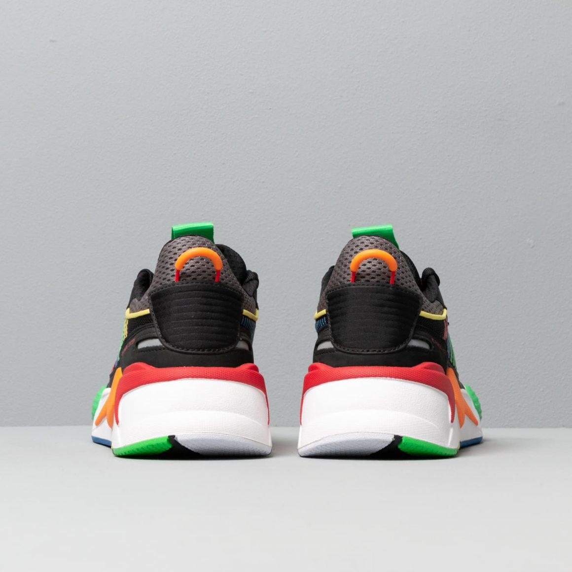 PUMA RS-X Bold ''Black/Multicolor''