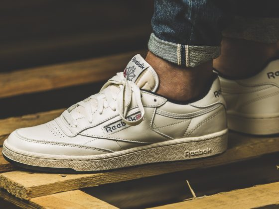 Reebok Club C - On feet