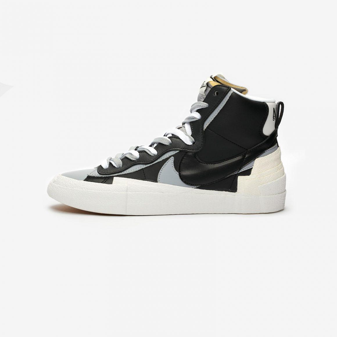 SACAI x Nike Blazer Mid ''Back/Wolf Grey/White''