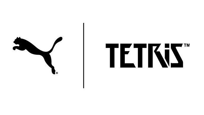 Tetris x PUMA - Logo