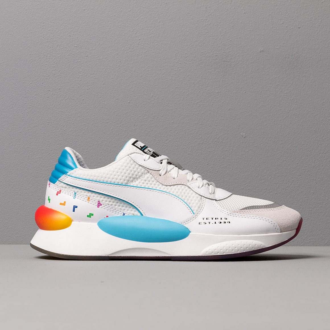 Tetris x PUMA RS 9.8 ''White/Luminous Blue''