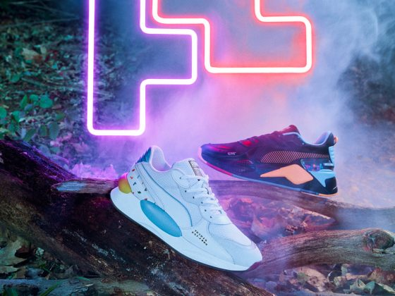 Tetris x PUMA RS Pack