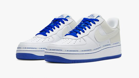 Uninterrupted x Nike Air Force 1 Low ''MTAA''