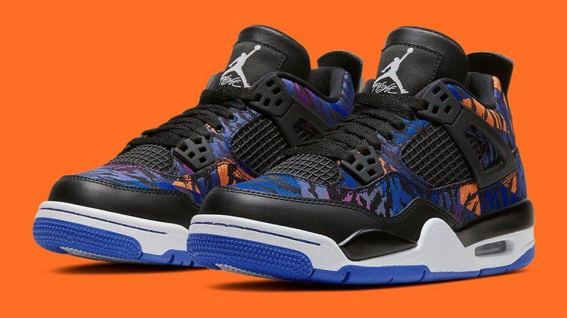 Air Jordan 4 ''Rush Violet''