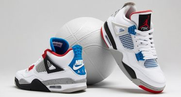 Air Jordan4 ''What The''