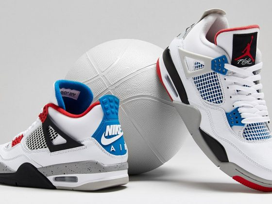 Air Jordan 4 ''What The''