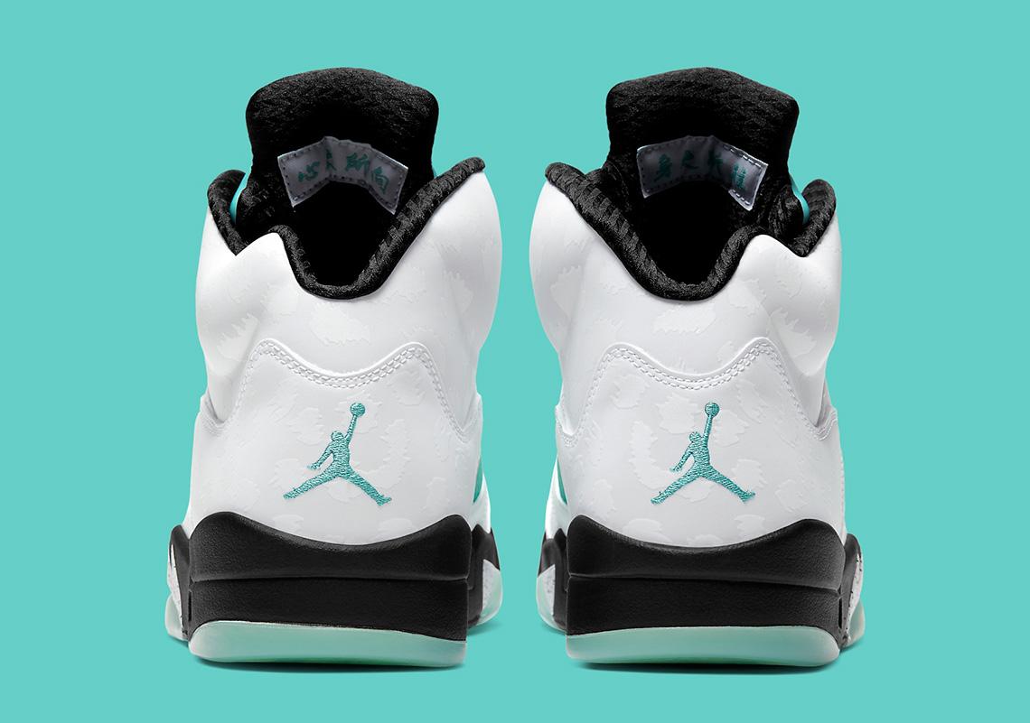 Air Jordan 5 ''Island Green''