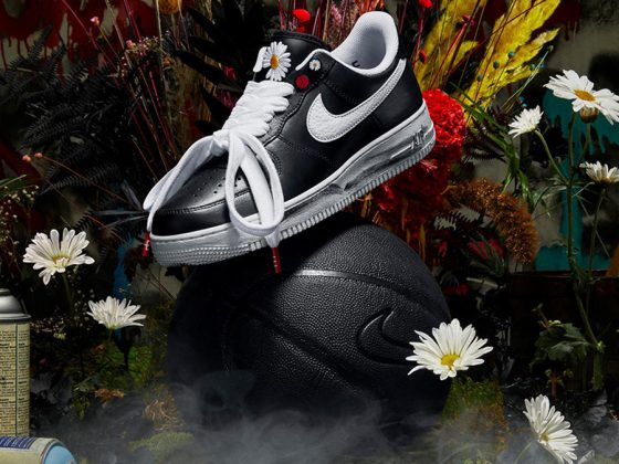 G-Dragon x Nike Air Force 1 ''Para-noise''