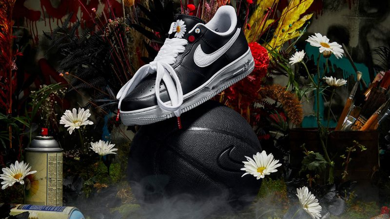 G-Dragon x Nike Air Force 1 ''Para-noise''