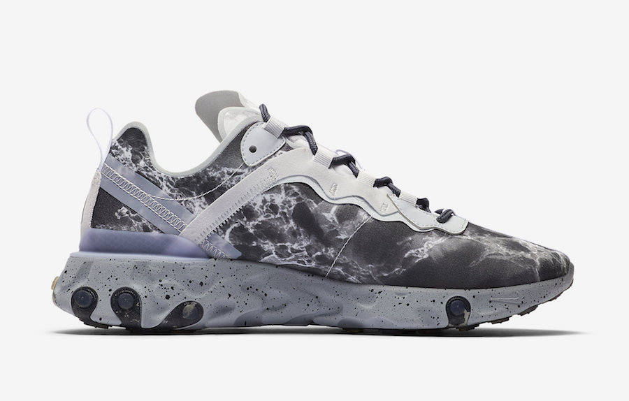 Kendrick Lamar x Nike React Element 55 ''Multi-Platinum''