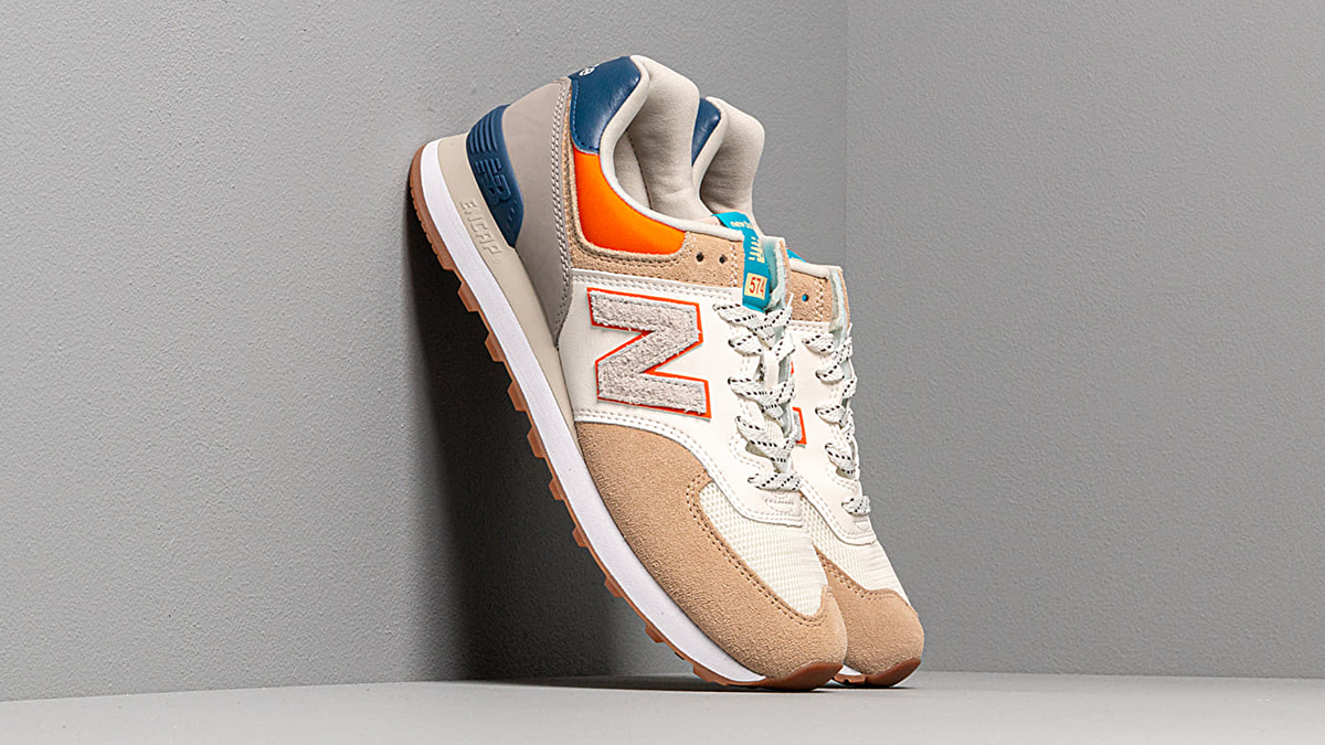 baskets new balance 574