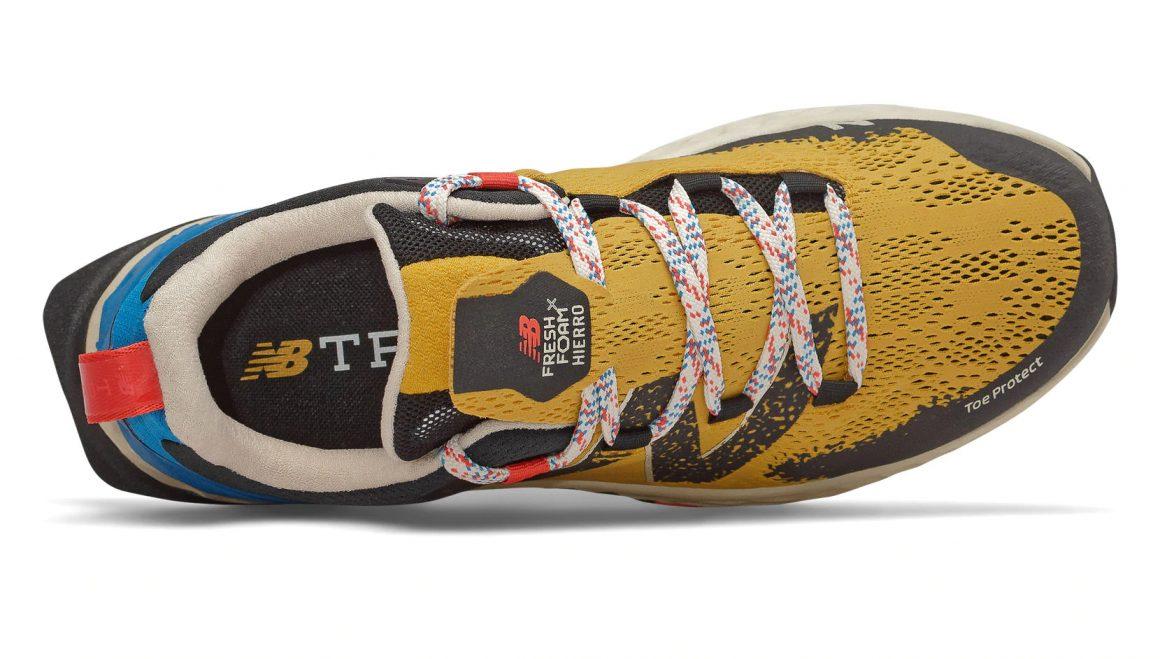 New Balance Fresh Foam Hierro v5 ''Varsity Gold''
