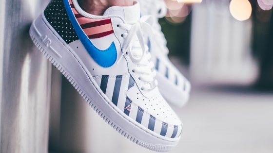 Nike Air Force 1 - Custom