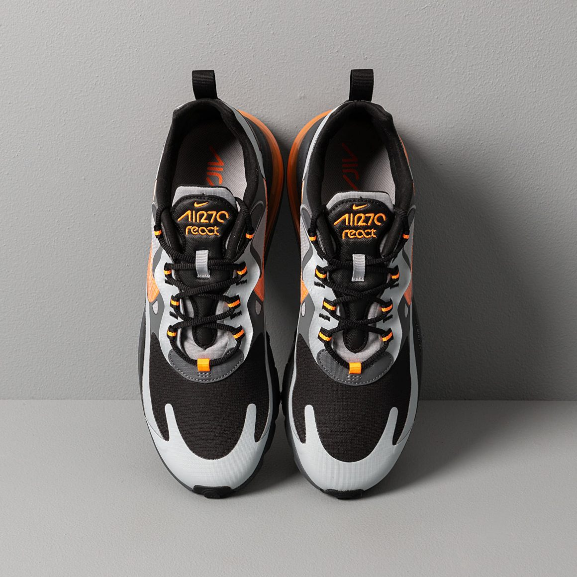 Nike Air Max 270 React Winter ''Wolf Grey'' Sneaker Style