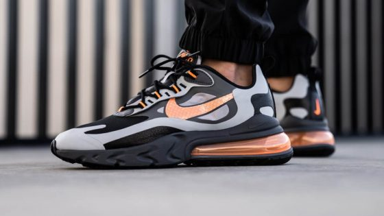 Nike Air Max 270 React Winter ''Wolf Grey''