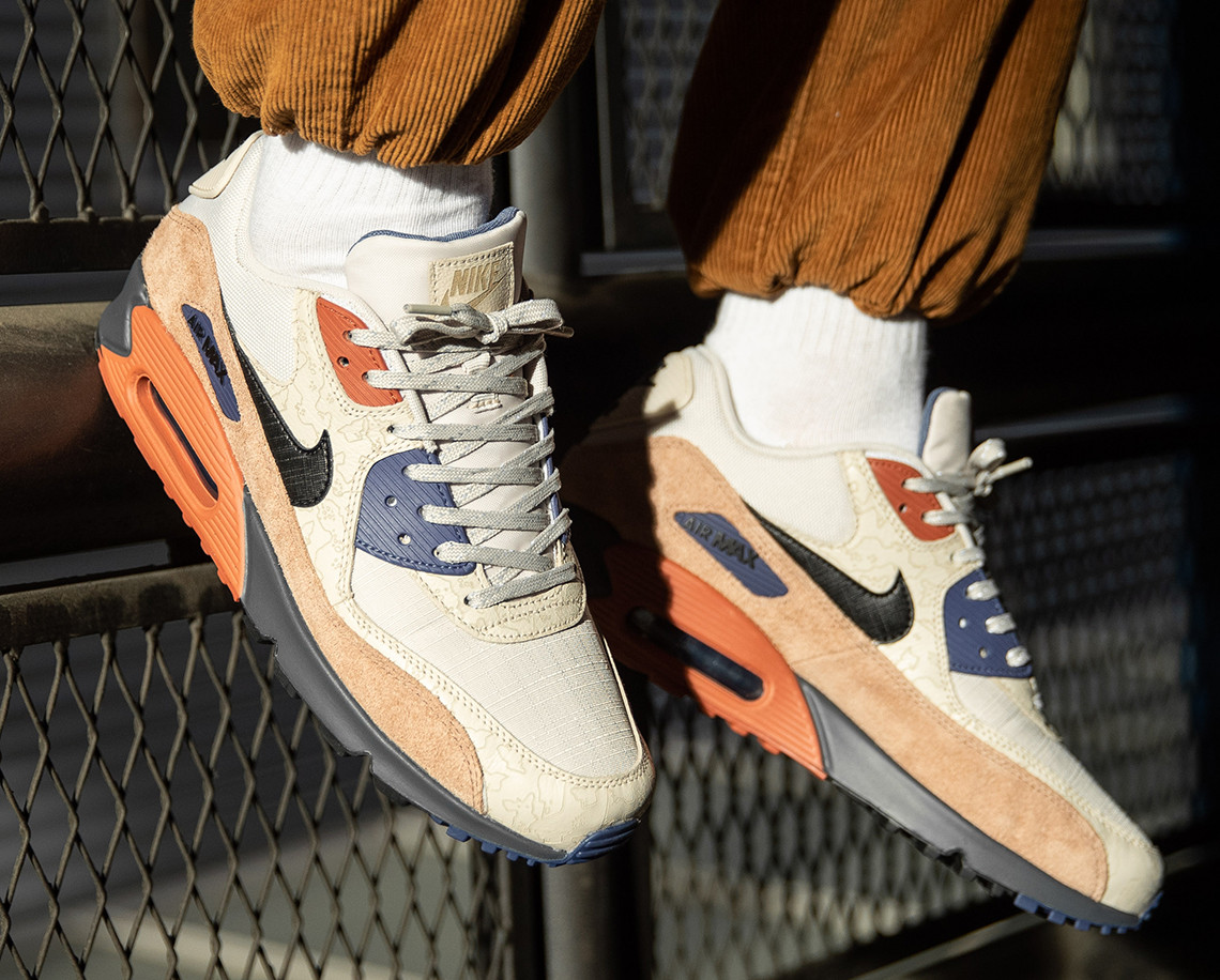 Nike Air Max 90 NRG ''Desert Sand''