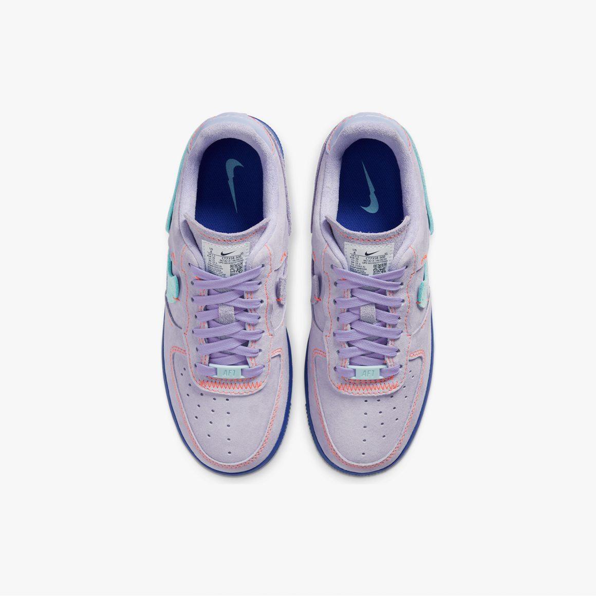 Nike WMNS Air Force 1 '07 LX ''Purple Agate''