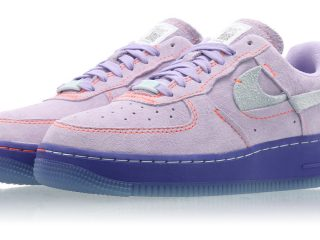 Nike WMNS Air Force 1 '07 LX ''Purple Agate''