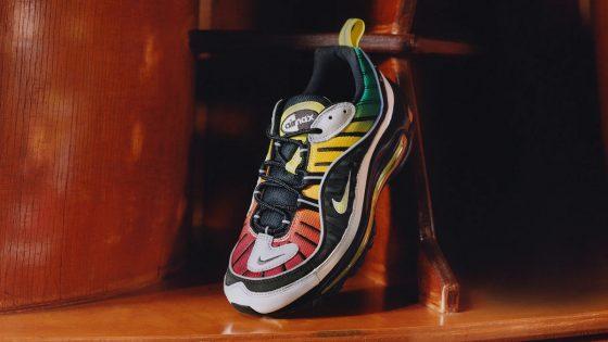Olivia Kim x Nike Air Max 98 ''No Cover''