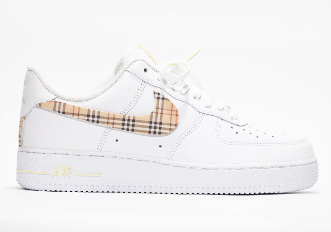OPC Kicks x Nike Air Force 1 ''BB Plaid''