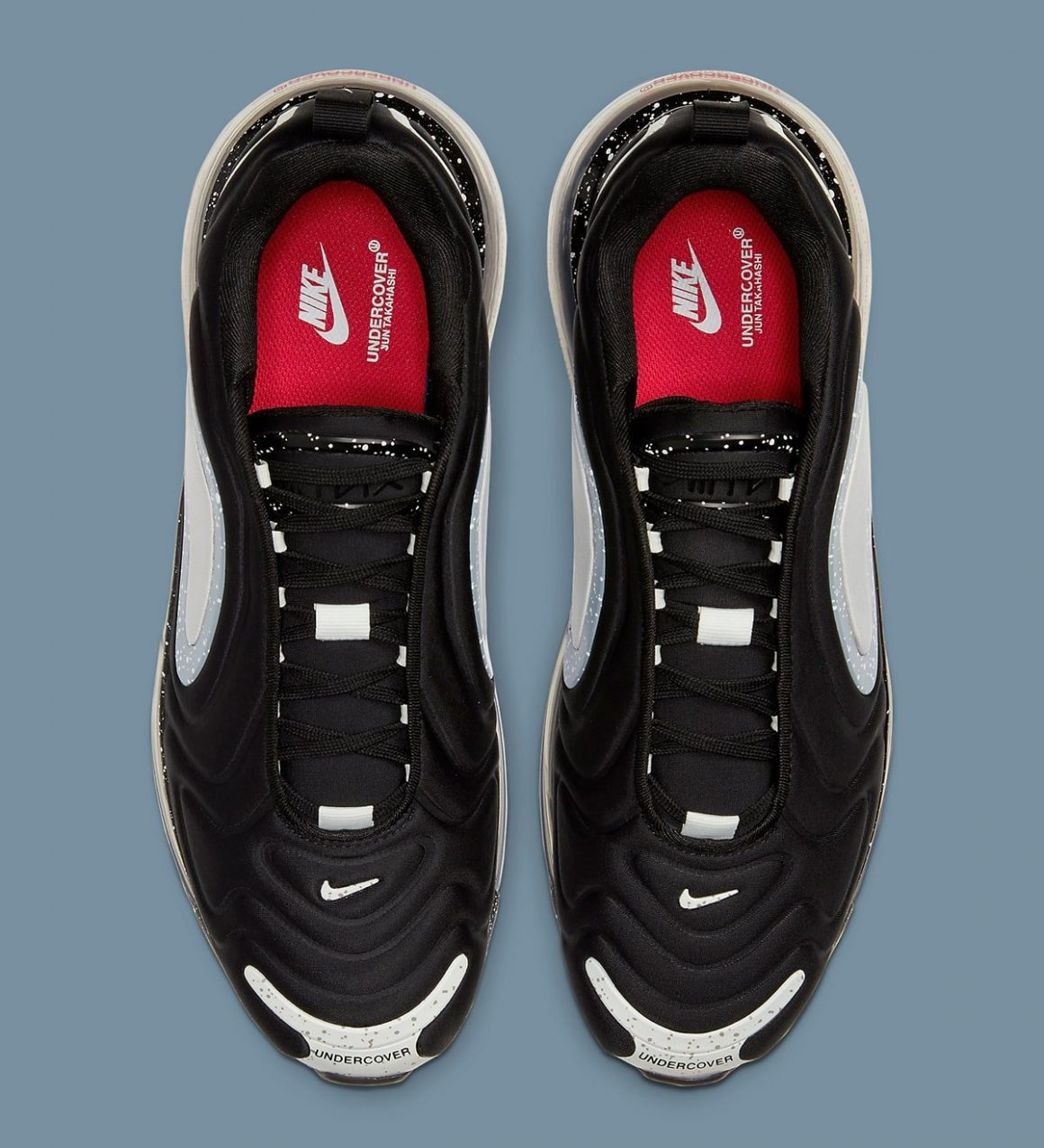 Undercover x Nike Air Max 720 ''Black/University Red''