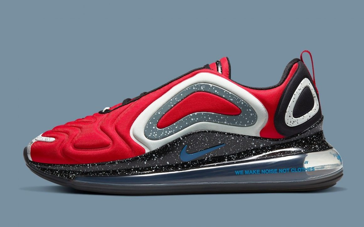 Undercover x Nike Air Max 720 ''University Red/Blue Jay''