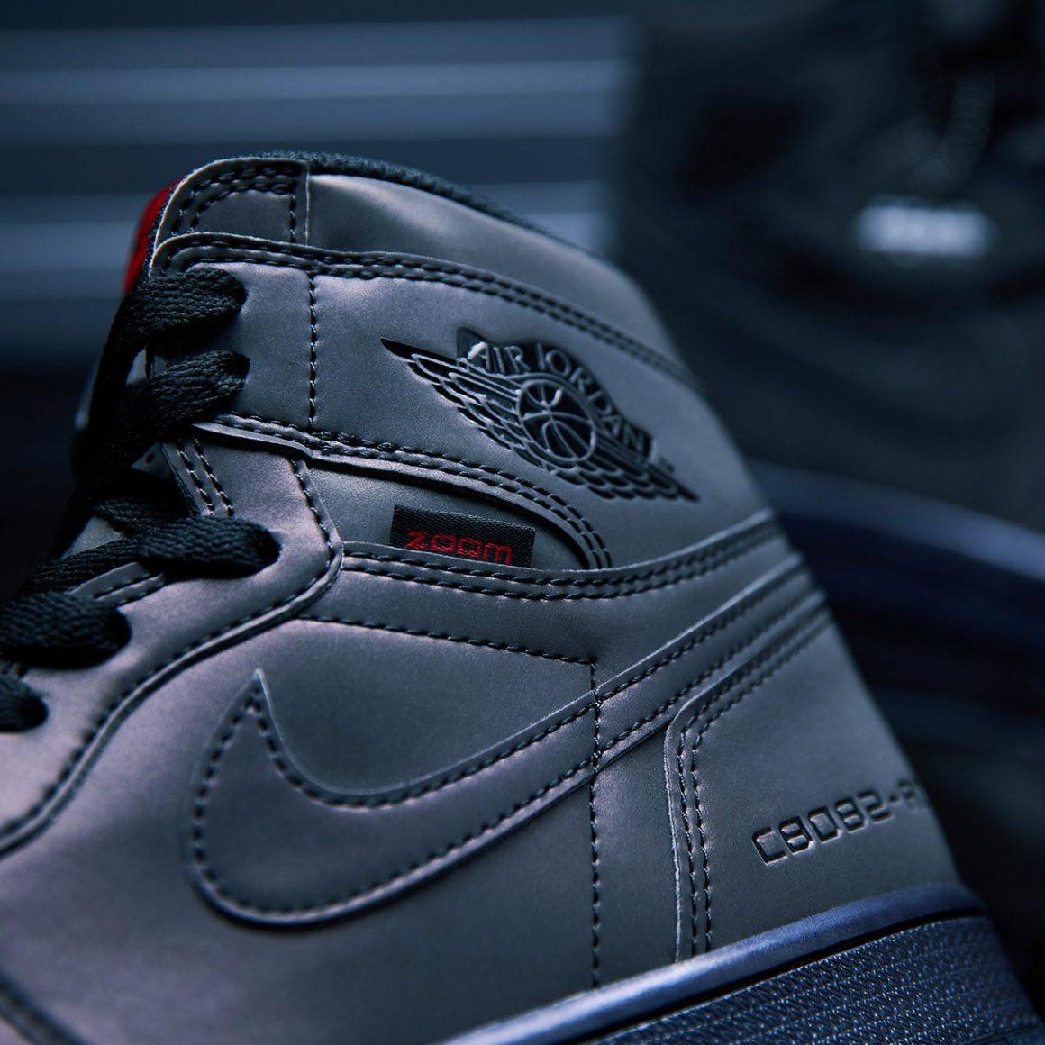Air Jordan 1 Retro High Zoom ''Fearless''
