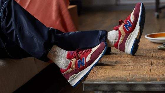 END. x New Balance 997 ''Persian Rug''