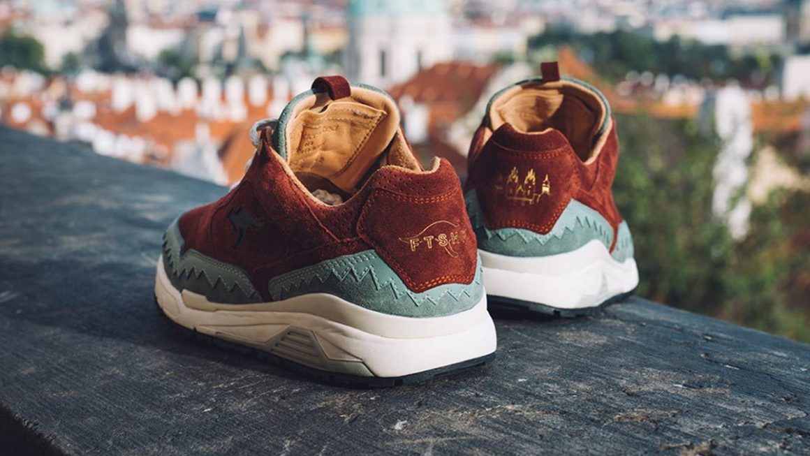 Footshop x KangaROOS ''The City Of A Hundred Spires''