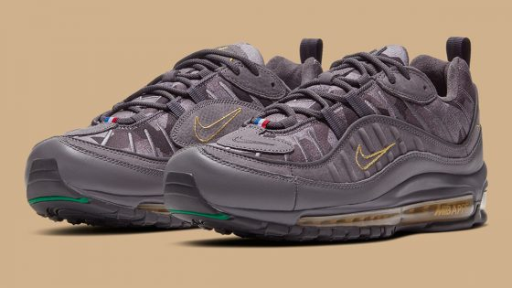 Kylian Mbappé x Nike Air Max 98