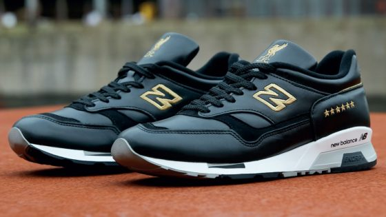 Liverpool FC x New Balance 1500 ''Made In UK'' ''6 Times''