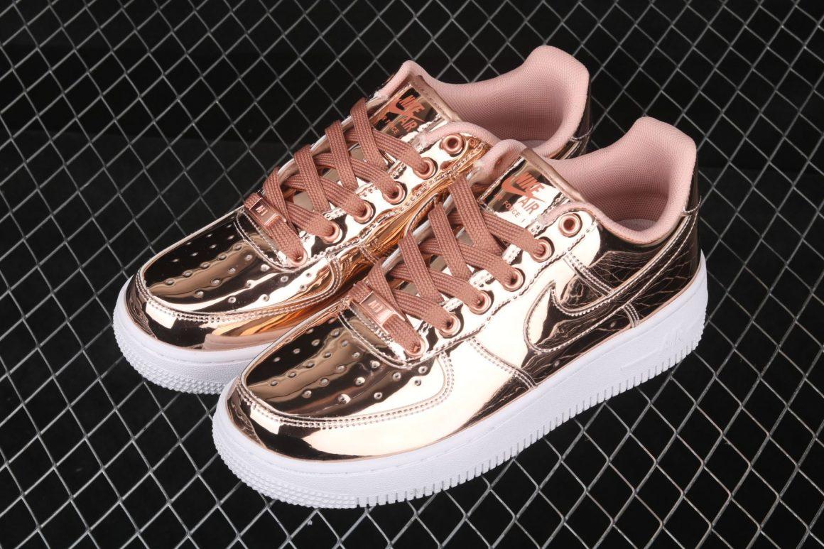 Nike WMNS Air Force 1 Low SP ''Metallic Bronze''