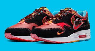 NikeAir Max 1 CNY ''Chinatown New York''