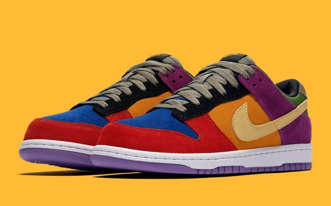 Nike Dunk Low ''Viotech''
