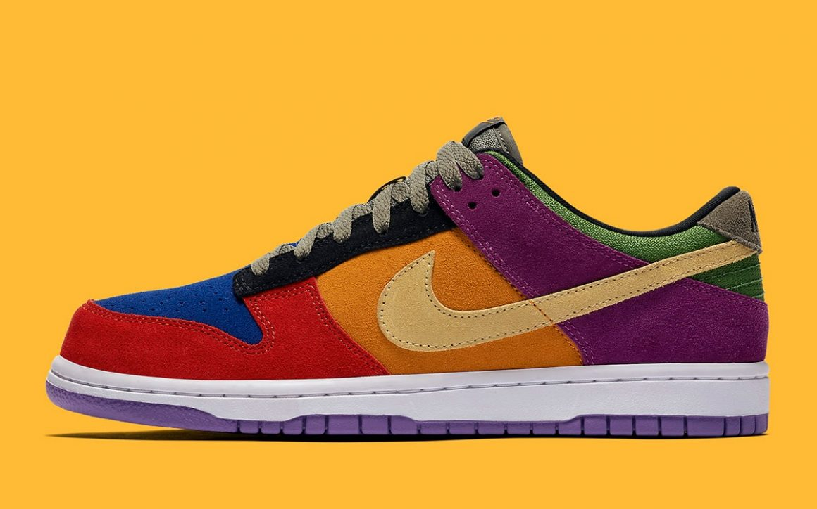 Nike Dunk Low ''Viotech''