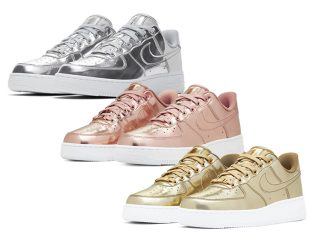 Nike WMNS Air Force 1 Low SP ''Liquid Metal'' Pack