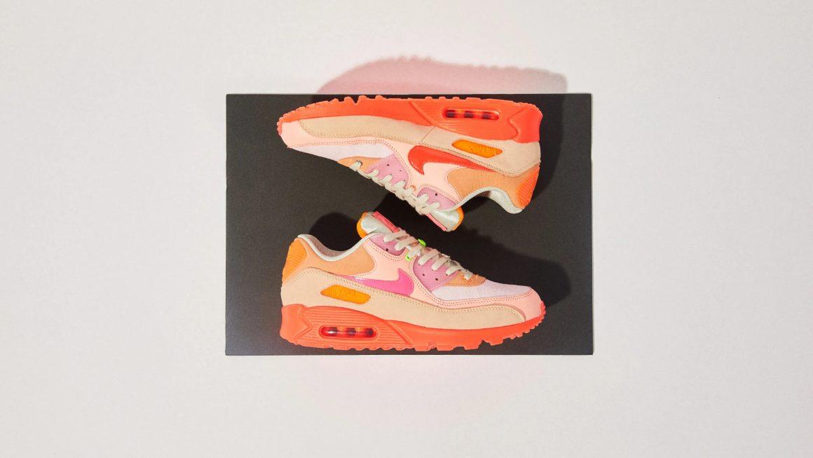 Nike WMNS Air Max 90 ''Pink Shade''