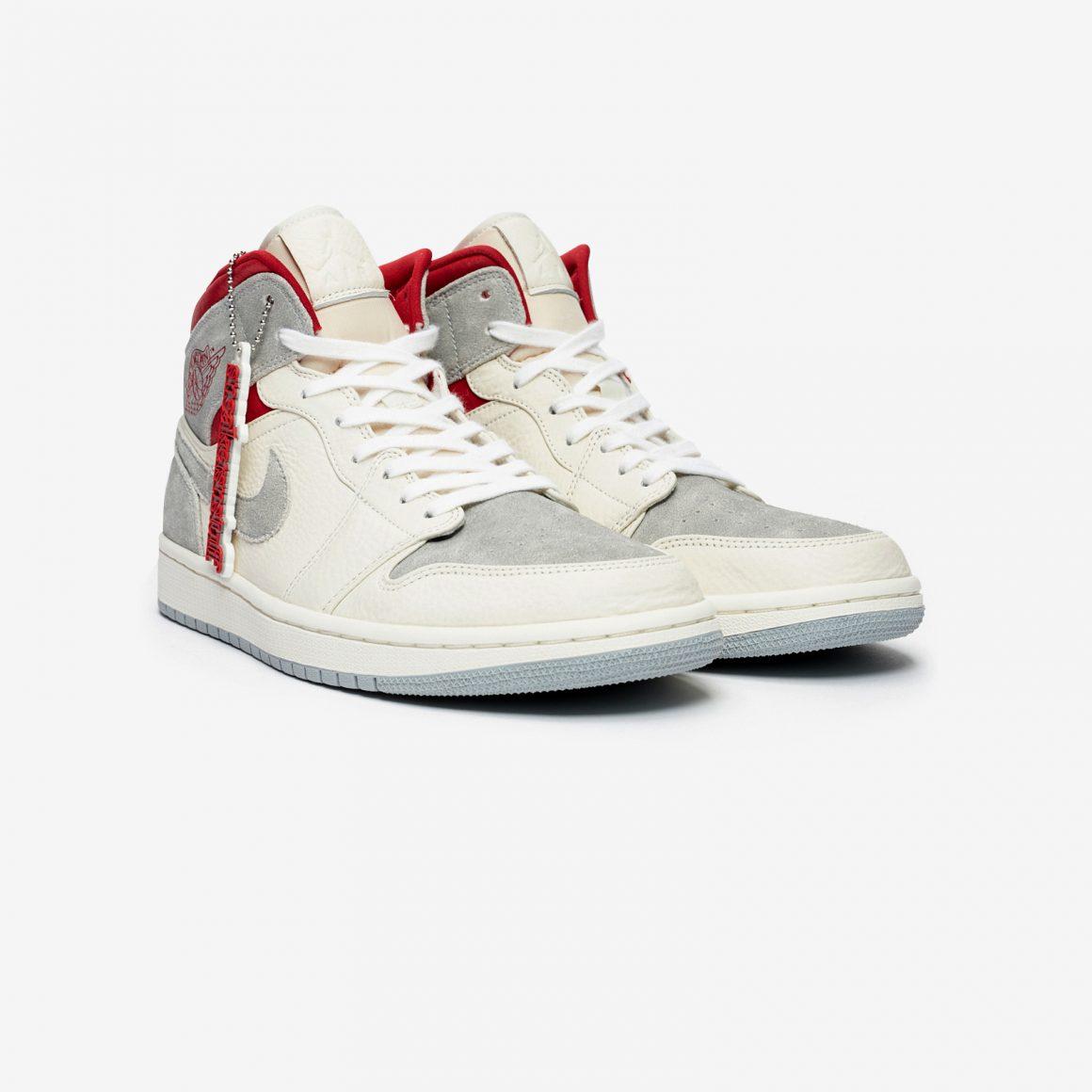 Sneakersnstuff x Air Jordan 1 Mid Premium ''20th Anniversary''