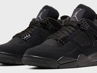 Air Jordan 4 ''Black Cat''