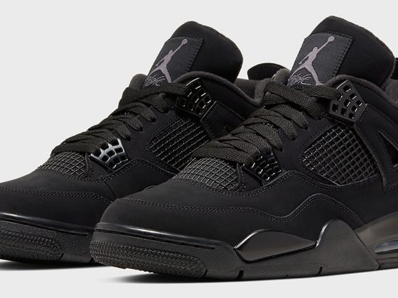 Air Jordan 4 ''Black Cat''