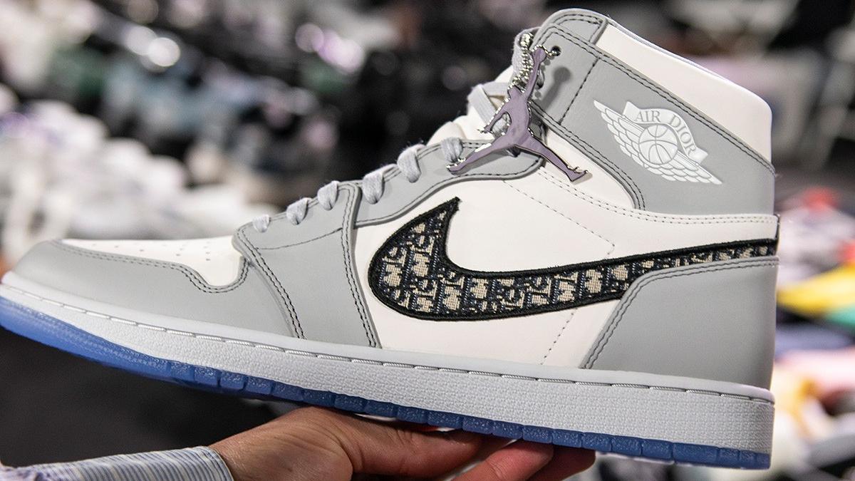 Dior x Air Jordan : zoom sur la collection complète - Sneaker Style
