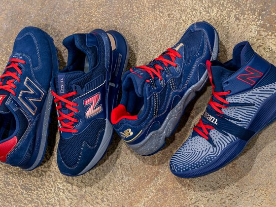 Kawhi Leonard x New Balance ''Inspire The Dream'' Pack