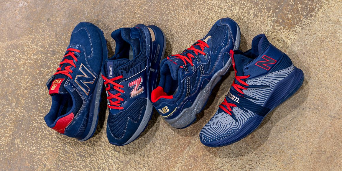 Kawhi Leonard x New Balance - Inspire The Dream - Sneakers