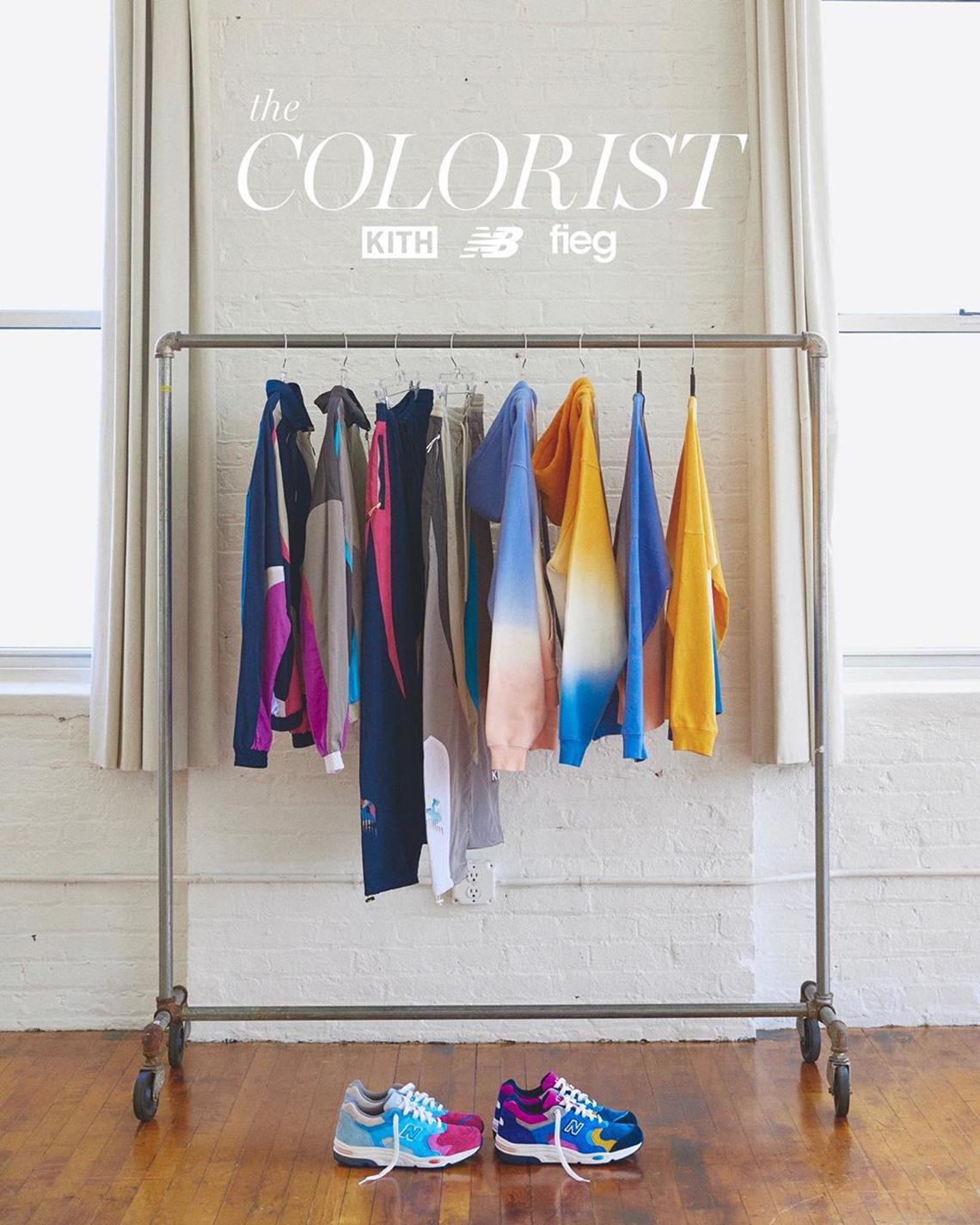 KITH x New Balance 1700 ''The Colorist''