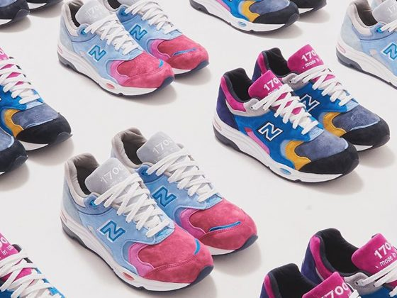 KITH x New Balance 1700 ''The Colorist''