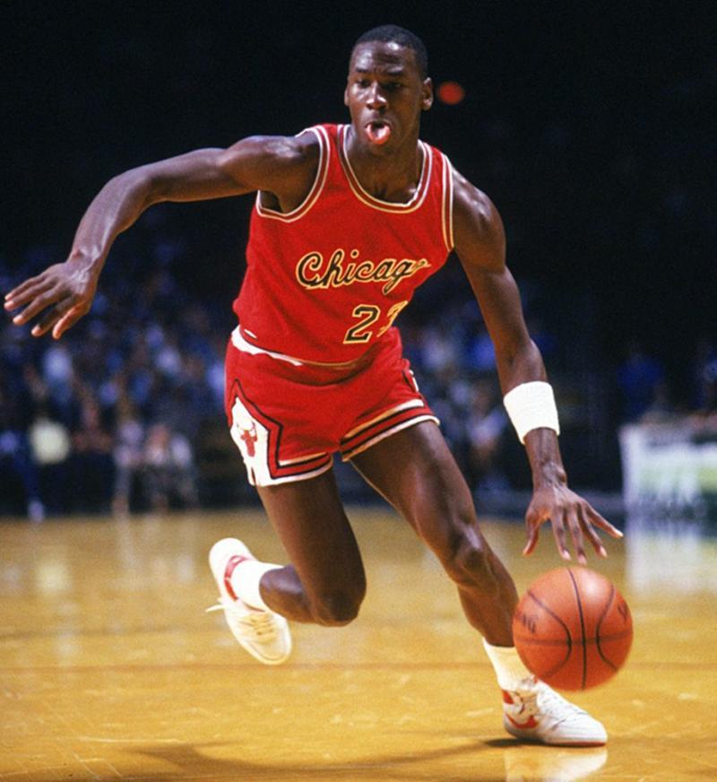 Michael Jordan - Nike Air Ship